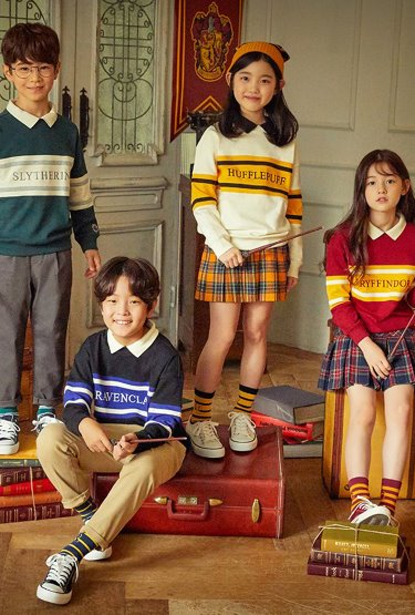 SPAO KIDS X HARRY POTTER